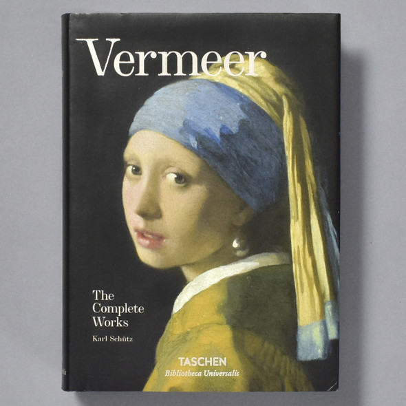 Cover of book Vermeer: The Complete Works