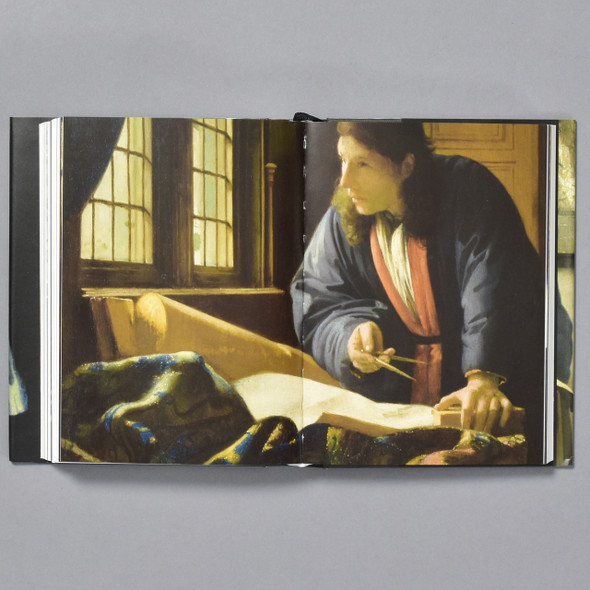 Interior of book Vermeer: The Complete Works