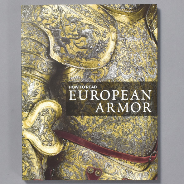 How to Read European Armor, front cover