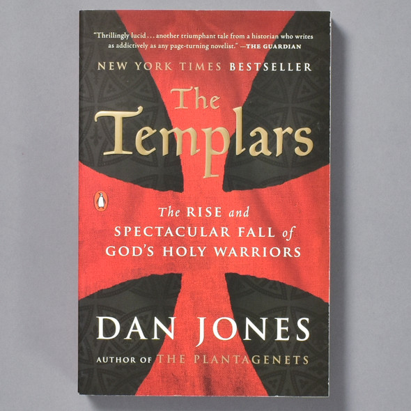 Cover of book Templars by Dan Jones