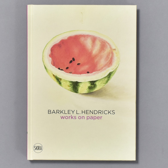 cover of book Barkley L. Hendricks: Works on Paper