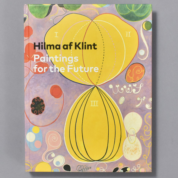 Cover of book Hilma Af Klint Paintings for the Future