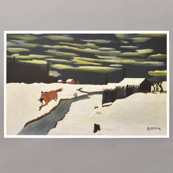 Horace Pippin The Getaway Mini Poster