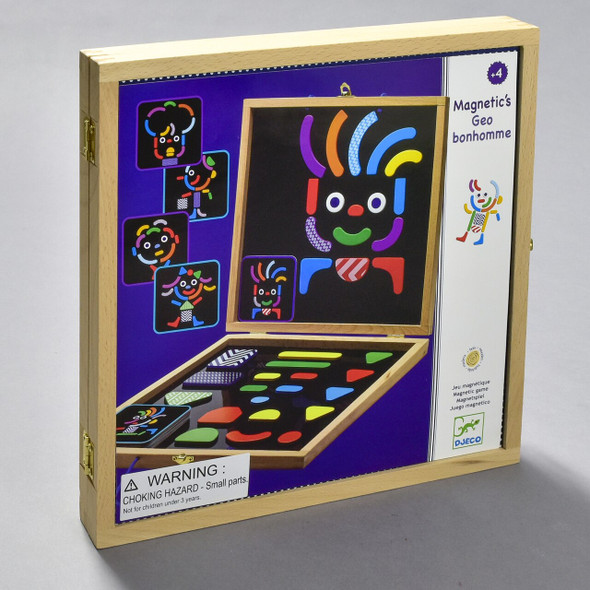 Littlefriends Magnetic Game front of packaging