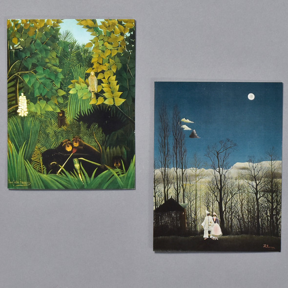 Henri Rousseau Notecard Set, notecards
