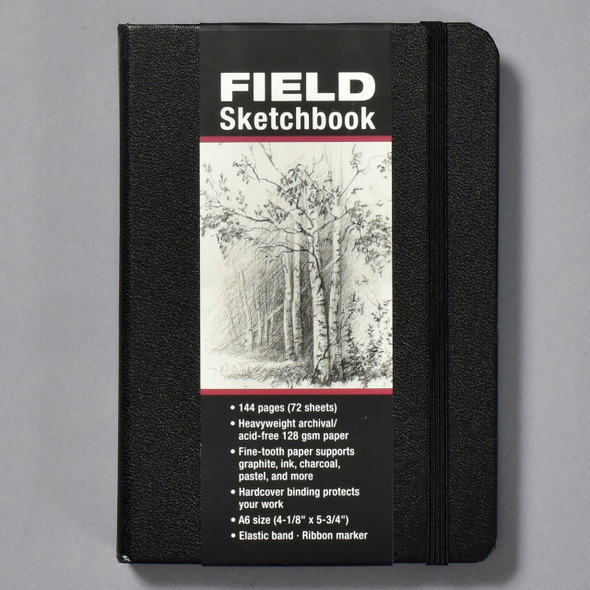 Field Sketchbook cover