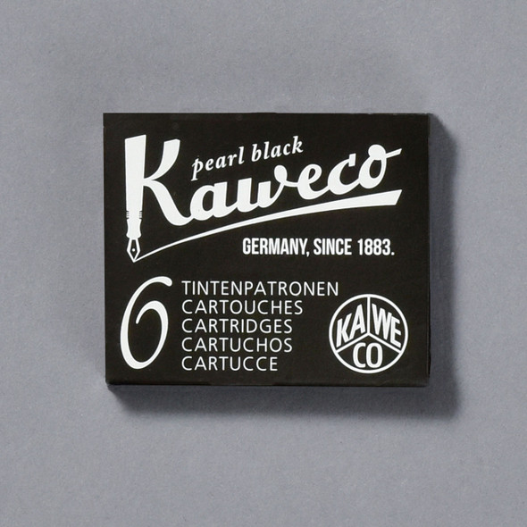 Kaweco Ink Cartridge Pack black