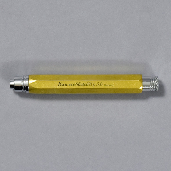 Kaweco Sketch Up Brass Clutch Pencil