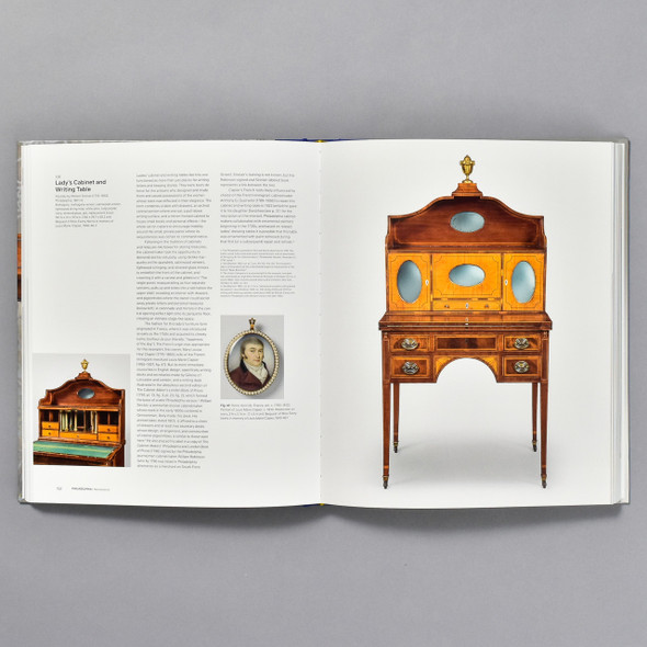 Pages from American Furniture 1650-1840 Highlights from the Philadelphia Museum of Art