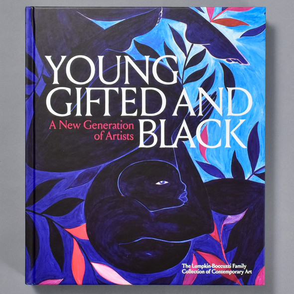 Cover of book Young Gifted and Black: A New Generation of Artists