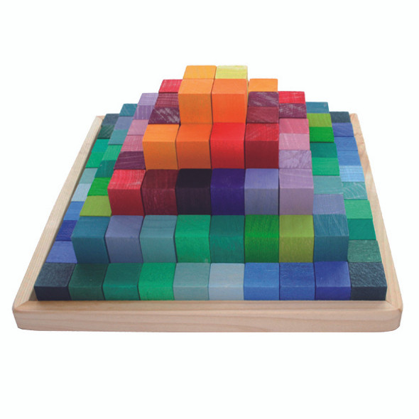 Pyramid Small Stepped blocks