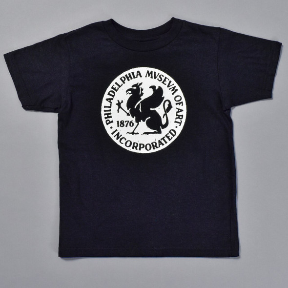 Philadelphia Museum of Art Griffin 1938 Toddler T-Shirt front