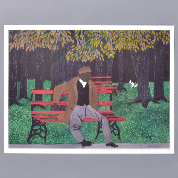 POSTER PIPPIN THE PARK BENCH (Man on a Bench)