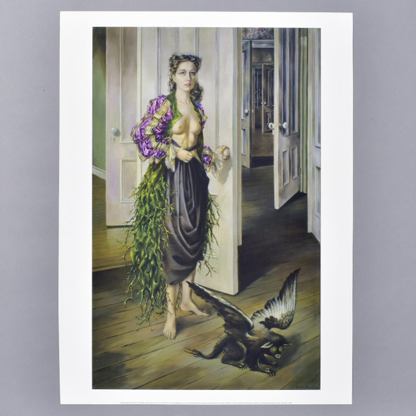 Dorothea Tanning Birthday, 1942 Archival Poster