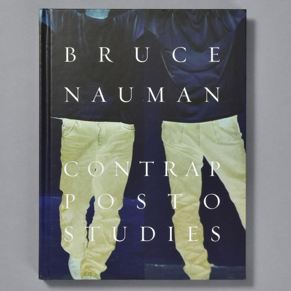 Bruce Nauman: Contrapposto Studies, front