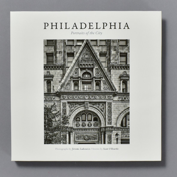 Philadelphia: Portraits of the City, front cover