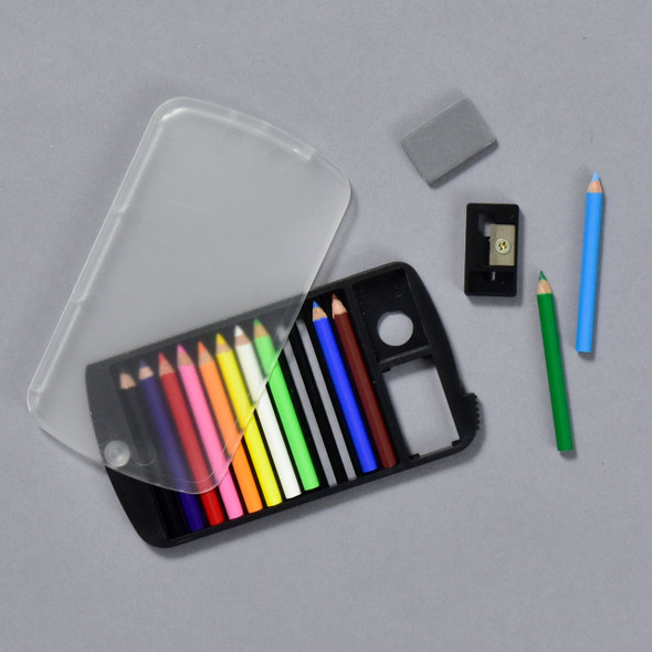 Mini Color Pencil Set