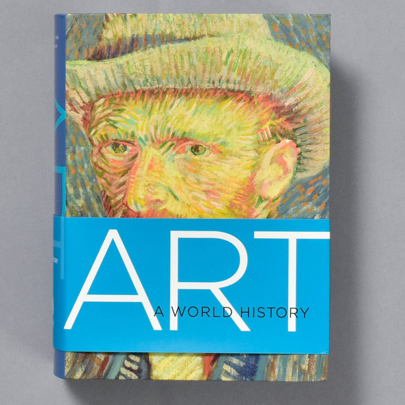 Cover of the book Art A World History