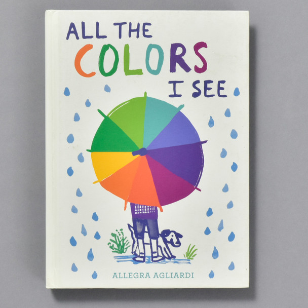 All the Colors I See, cover