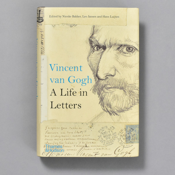 Vincent van Gogh: A Life in Letters, cover of book
