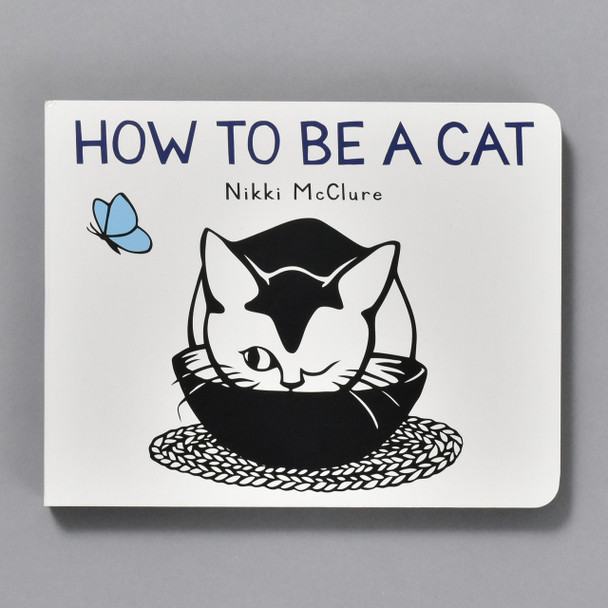 How To Be A Cat, front cover