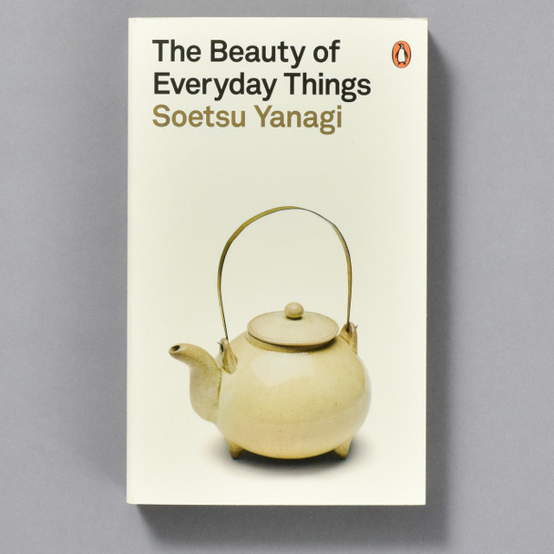 Beauty of Everyday Things, front of book