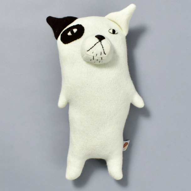 Digby Dog plush, front