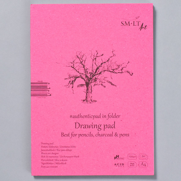 SMLT Authentic Drawing Pad in Folder
