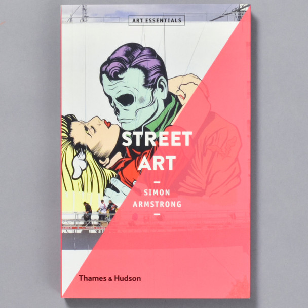 Front of book Art Essentials: Street Art