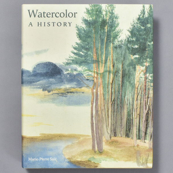 Front cover of Watercolor: A History