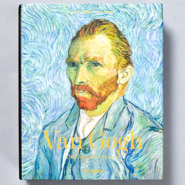 Front cover of Vincent van Gogh: The Complete Paintings