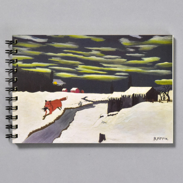 Cover of Horace Pippin: The Getaway Sketchbook