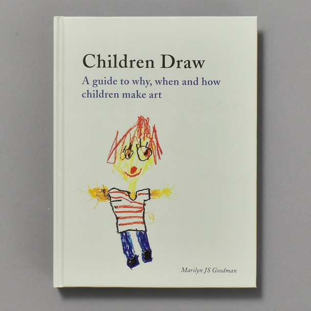 Children Draw book; front cover