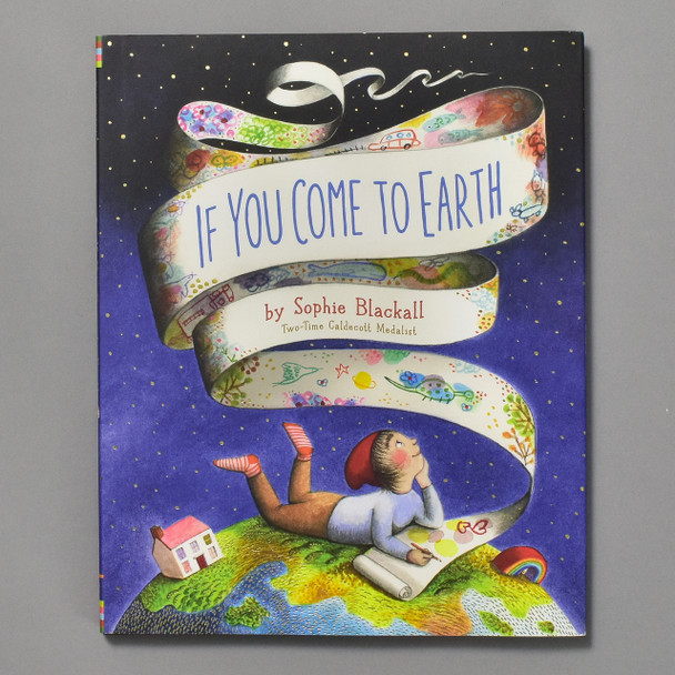 If You Come to Earth front cover
