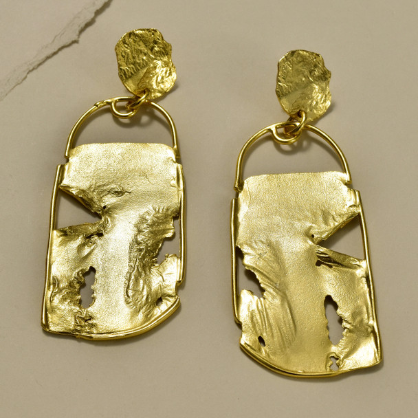 Reticulated Delight Earrings