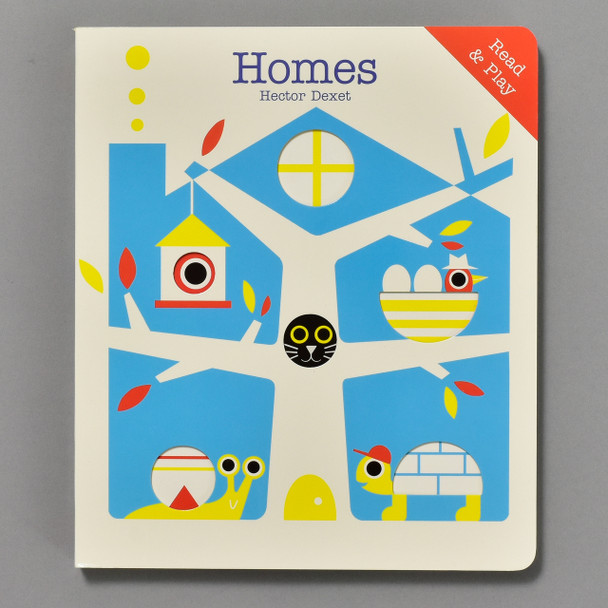 Homes front cover