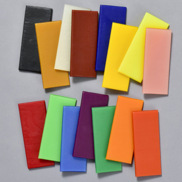 Stockmar Modelling Beeswax Box 15 Assorted; product image