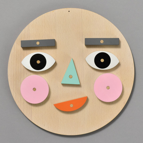 Make a Face by Moon Picnic, smiling face