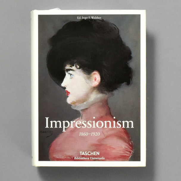 Impressionism: 1860 - 1920, front of book