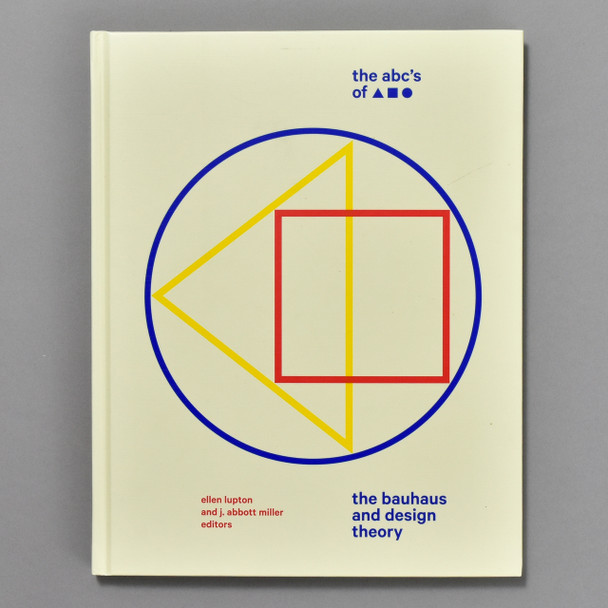 The ABC's of Bauhaus: The Bauhaus and Design Theory, front cover