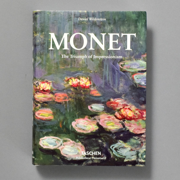 Front of the book - Monet: The Triumph of Impressionism