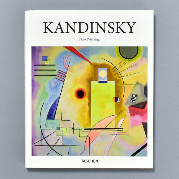 Front cover of the book Kandinsky
