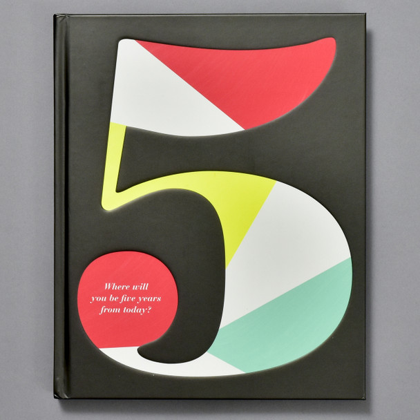 Cover of  Where Will You Be Five Years From Today?