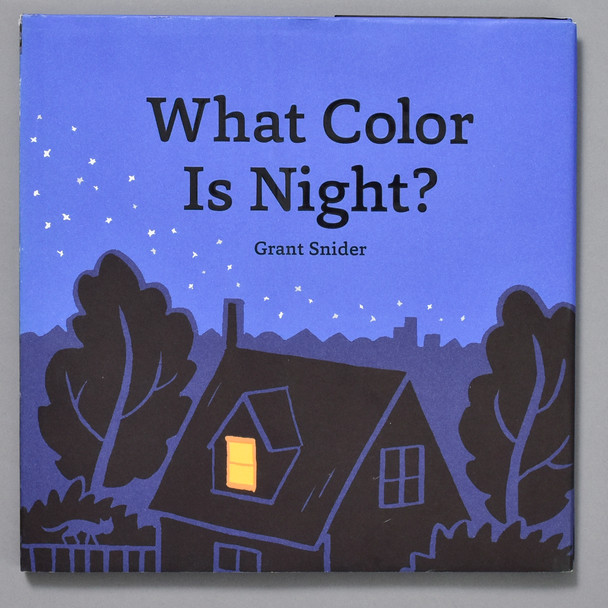 Cover of What Color is Night?