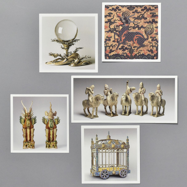 Art of China Museum Postcard Set