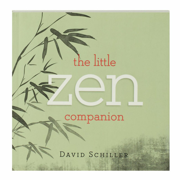 """Cover of the book """"The Little Zen Companion"""" by David Schiller"""