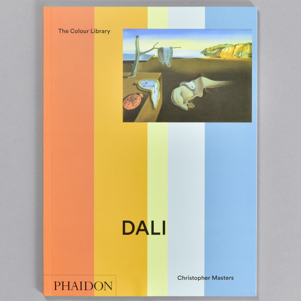 Front cover of Dali (Colour Library)