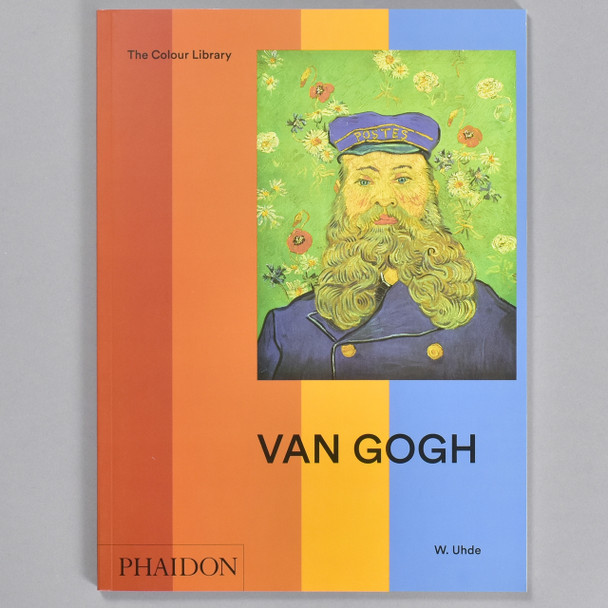 Cover of the book Van Gogh: The Colour Library