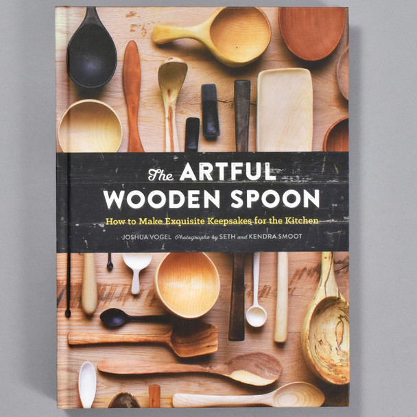 Front cover of the book The Artful Wooden Spoon
