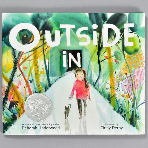 Front cover of the book Outside In